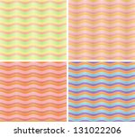 set of four seamless patterns... | Shutterstock .eps vector #131022206
