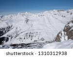 view of the mountains around... | Shutterstock . vector #1310312938