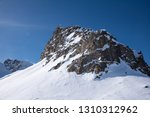 view of the mountains around... | Shutterstock . vector #1310312962