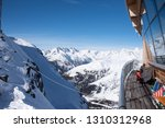 view of the mountains around... | Shutterstock . vector #1310312968
