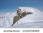 view of the mountains around... | Shutterstock . vector #1310318485