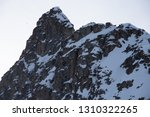 view of the mountains around... | Shutterstock . vector #1310322265