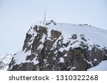 view of the mountains around... | Shutterstock . vector #1310322268