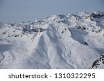 view of the mountains around... | Shutterstock . vector #1310322295