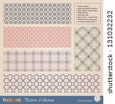 vector seamless pattern for... | Shutterstock .eps vector #131032232