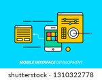 mobile interface development....