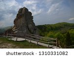 billcycle huge stone gray lies... | Shutterstock . vector #1310331082