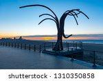 ostend  belgium   february 3 ... | Shutterstock . vector #1310350858