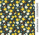 seamless floral pattern for... | Shutterstock .eps vector #1310362045