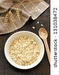 oatmeal | Shutterstock . vector #131038472