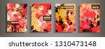 modern design a4.abstract... | Shutterstock .eps vector #1310473148