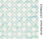 seamless pattern with rhombus.... | Shutterstock .eps vector #131048612