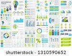 infographic elements data...   Shutterstock .eps vector #1310590652