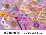 purim celebration concept ... | Shutterstock . vector #1310666672