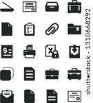 solid black vector icon set  ... | Shutterstock .eps vector #1310668292