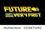 trend slogan print | Shutterstock .eps vector #1310671442