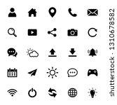 web icon set. web icon symbol...