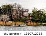 Freetown Christiania, self-proclaimed autonomous neighbourhood, an intentional community.