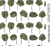 vector seamless pattern with... | Shutterstock .eps vector #1310715572