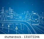 art,blue,blueprints,bridge,contour,design,energy background,energy efficiency,energy saving,industrial,industry,infrastructure,lighting,line art,line train