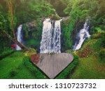 Beautiful Waterfall With Love...