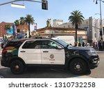 los angeles  nov 10th  2018  a... | Shutterstock . vector #1310732258