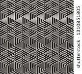 vector seamless abstract... | Shutterstock .eps vector #1310851805