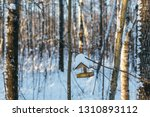 close up photo of empty wooden... | Shutterstock . vector #1310893112