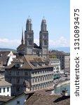 zurich  switzerland   june 23 ...   Shutterstock . vector #1310893475