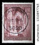 zagreb  croatia   august 29 ...   Shutterstock . vector #1310897765