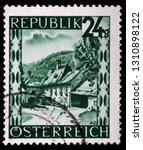 zagreb  croatia   september 02  ...   Shutterstock . vector #1310898122