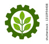 ecology design icon | Shutterstock .eps vector #1310954408