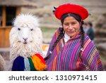 cusco  peru   13 october 2018 ... | Shutterstock . vector #1310971415