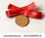 woman is holding turkish gold... | Shutterstock . vector #1311009512