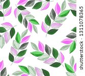 creative seamless pattern with...   Shutterstock . vector #1311078365
