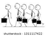 Cartoon Stick Figure Drawing Of ...