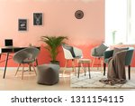 interior of room with stylish... | Shutterstock . vector #1311154115