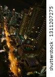 vertical image of bangkok... | Shutterstock . vector #1311207275