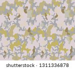 camouflage design.military... | Shutterstock .eps vector #1311336878
