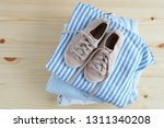 children s snickers and stack... | Shutterstock . vector #1311340208