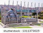 turkey istanbul april 18  2018  ... | Shutterstock . vector #1311373025
