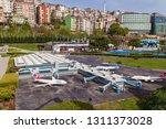 turkey istanbul april 18  2018  ... | Shutterstock . vector #1311373028