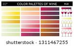 illustration of wine color...   Shutterstock .eps vector #1311467255