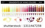 illustrations of bottles ... | Shutterstock .eps vector #1311467258