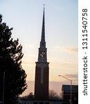 indiana church steeple | Shutterstock . vector #1311540758