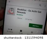 bookdoc is a mobile application ...