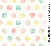 seamless pattern with color... | Shutterstock .eps vector #1311716198