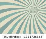 sunlight wide horizontal... | Shutterstock .eps vector #1311736865