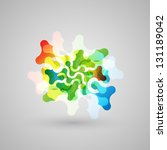 abstract vector background   Shutterstock .eps vector #131189042