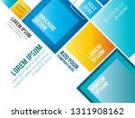 abstract business background.... | Shutterstock .eps vector #1311908162